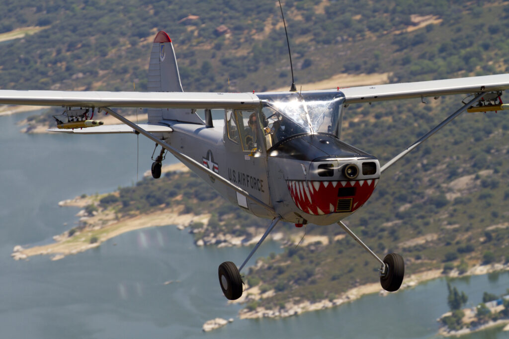 Cessna L-19 Bird Dog 1949