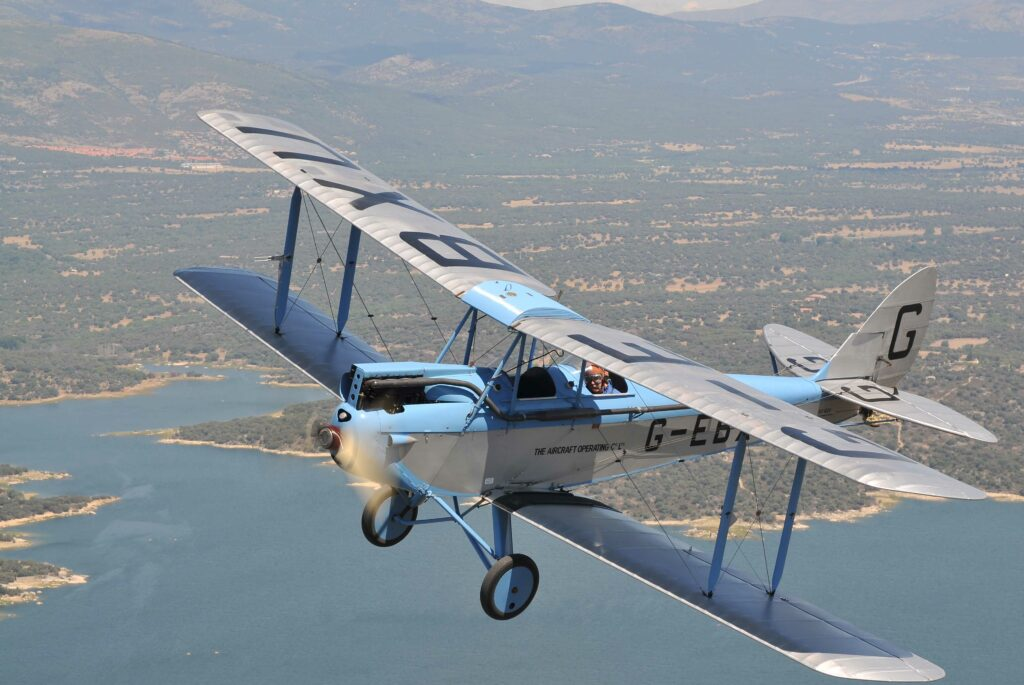 "De Havilland DH-60 ""Moth"" 192"