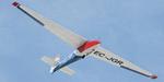 Planeador Slingsby T-45 Swallow
