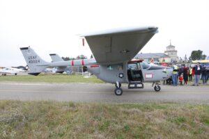 """Cessna O-2 Skymaster, también conocida como """"PushPull"""""""